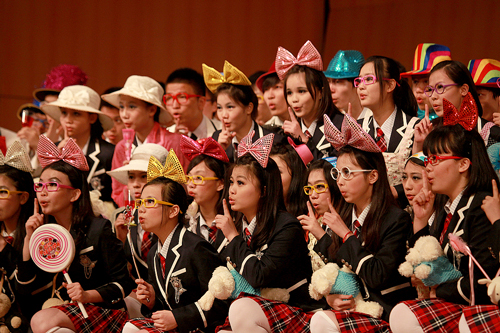 美好的远方 深圳青少年合唱音乐会