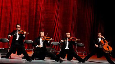 陈曦带来圣桑 第三小提琴协奏曲 -官方博客图片