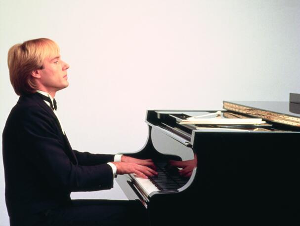 浪漫中国—理查德·克莱德曼钢琴演奏会